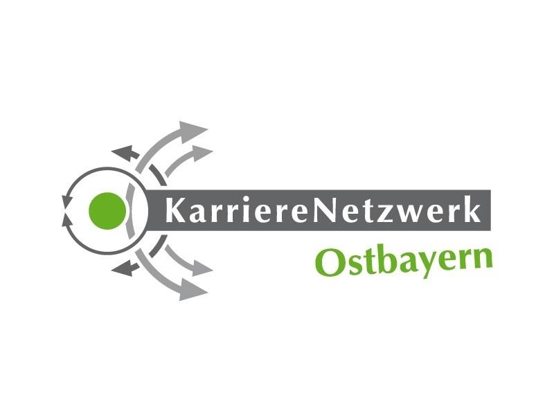 Externer Link: KarriereNetzwerk Ostbayern Logo