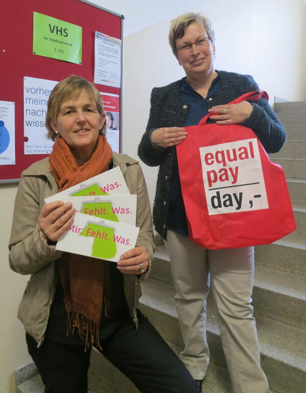 Equal Pay Day 2015
