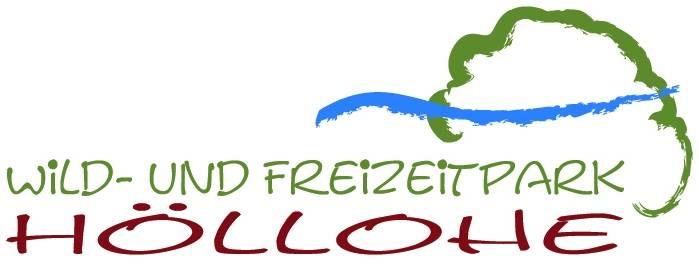 Externer Link: Wildpark Höllohe - Logo